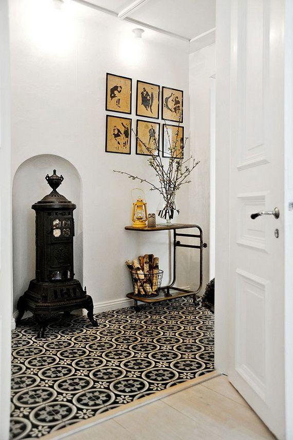 A Budget-Friendly Scandinavian Style Home_11
