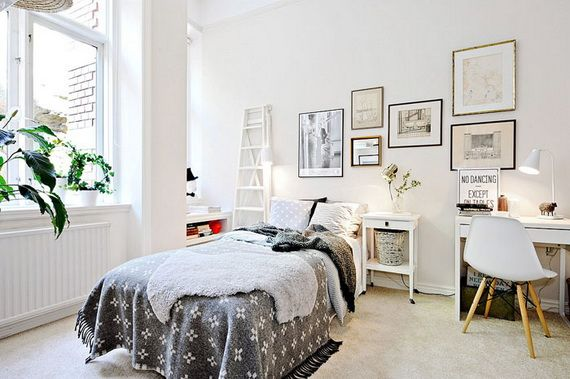 A Budget-Friendly Scandinavian Style Home_17