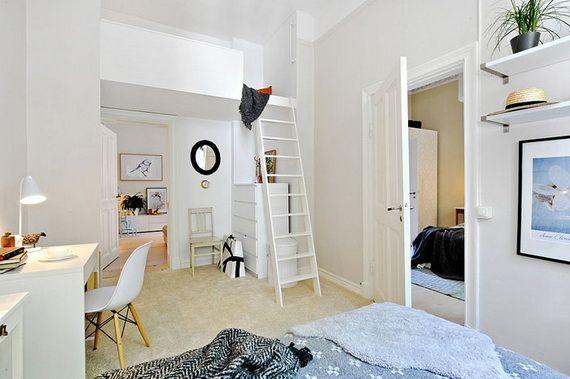 A Budget-Friendly Scandinavian Style Home_19