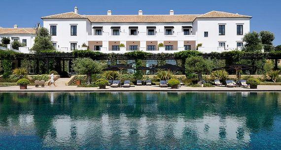 Finca Cortesin Hotel Exclusive Luxury Spa Resort Near Marbella_11