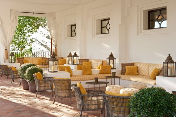 Finca Cortesin Hotel Exclusive Luxury Spa Resort Near Marbella_58