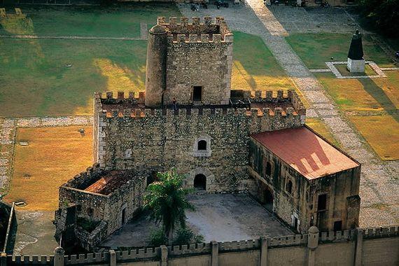 Santo Domingo's Colonial Zone Top attract