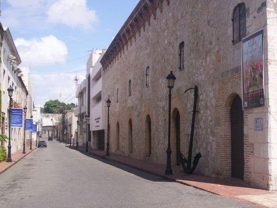 Santo Domingo's Colonial Zone Top attractions_1