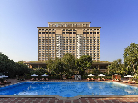 A Luxury Old World Charm in Center New Delhi Taj Mahal Hotel _29