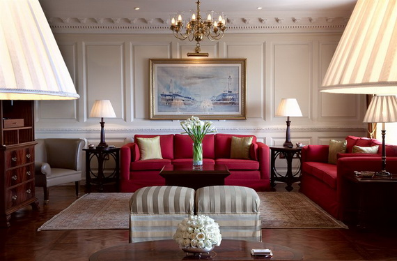 A Luxury Old World Charm in Center New Delhi Taj Mahal Hotel _31
