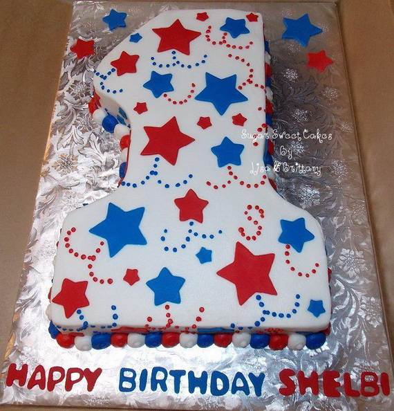 Adorable 4th of July Cake  Designs Ideas (20)