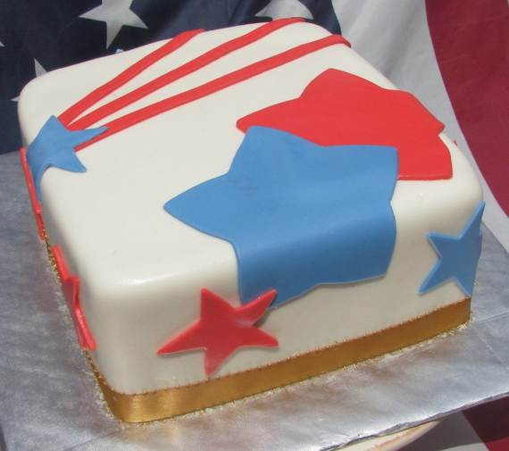 Adorable 4th of July Cake  Designs Ideas (37)
