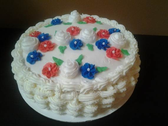 Adorable 4th of July Cake  Designs Ideas (5)