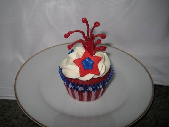 Adorable 4th of July Cake  Designs Ideas (51)
