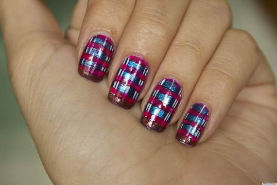 40 Amazing Patriotic Nail Art Designs Ideas For The 4th Of July On