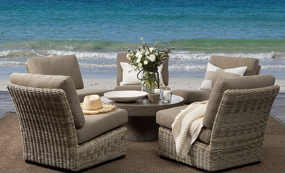 Breezy Beach Inspired Home Decorating Ideas From Slettvoll_02