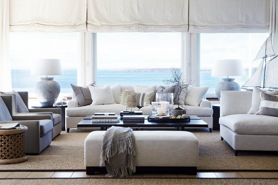 Breezy Beach Inspired Home Decorating Ideas From Slettvoll_30