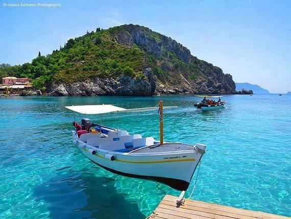 جزیره کورفو
