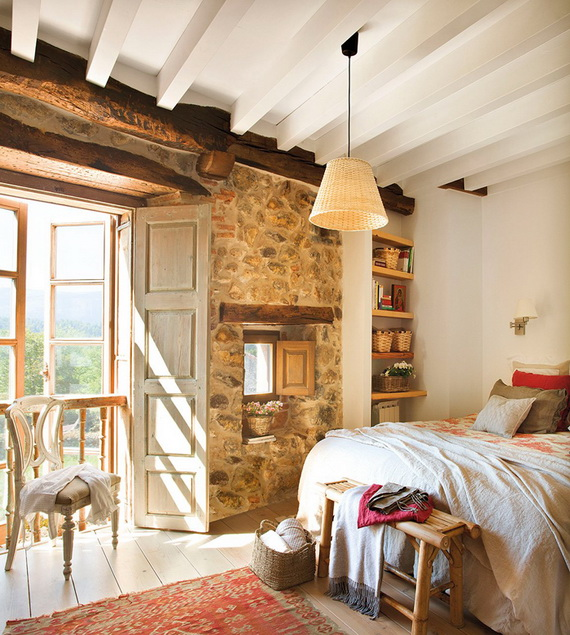 Cozy Mountain Family Holiday Gathering Cabin In Spain_05