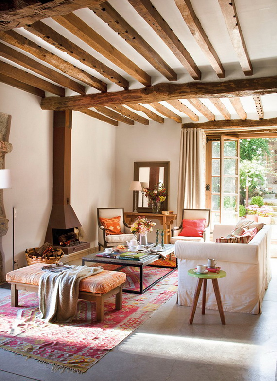 Cozy Mountain Family Holiday Gathering Cabin In Spain_14