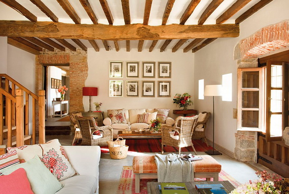 Cozy Mountain Family Holiday Gathering Cabin In Spain_15