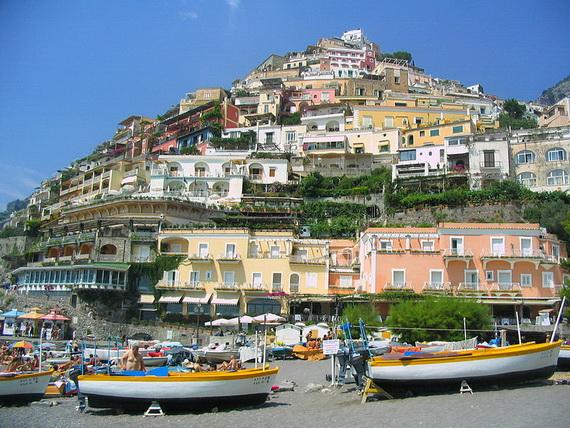 Italy - Amalfi Coast- The Italian Paradise_1