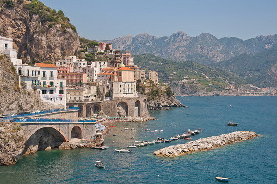 Italy - Amalfi Coast The Italian paradise_02