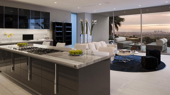 Luxury Mansion In Hollywood, Oriole Way By McClean Design in Hollywood_06