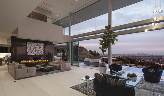 Luxury Mansion In Hollywood, Oriole Way By McClean Design in Hollywood_07