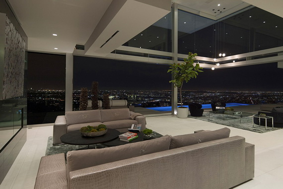 Luxury Mansion In Hollywood, Oriole Way By McClean Design in Hollywood_08
