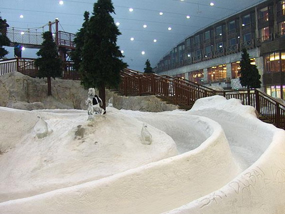 Unbelievable Family Holiday in Dubai (Ski Dubai)_04