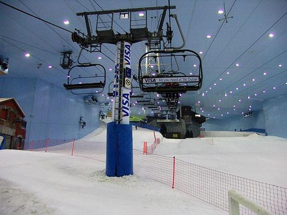 Unbelievable Family Holiday in Dubai (Ski Dubai)_17