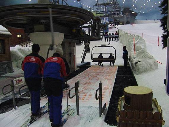 Unbelievable Family Holiday in Dubai (Ski Dubai)_18