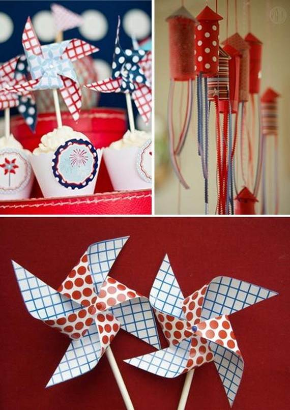 Wedding Fourth of July Inspired Ideas (15)