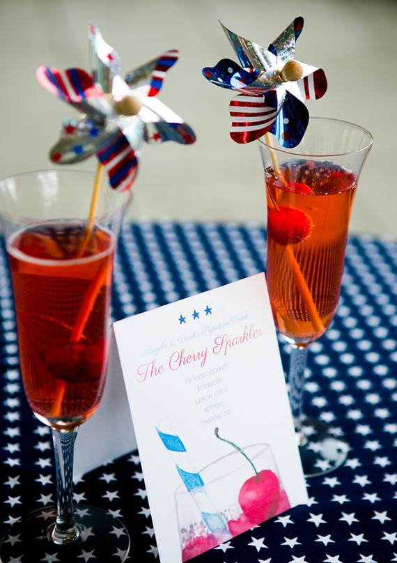 Wedding Fourth of July Inspired Ideas (21)