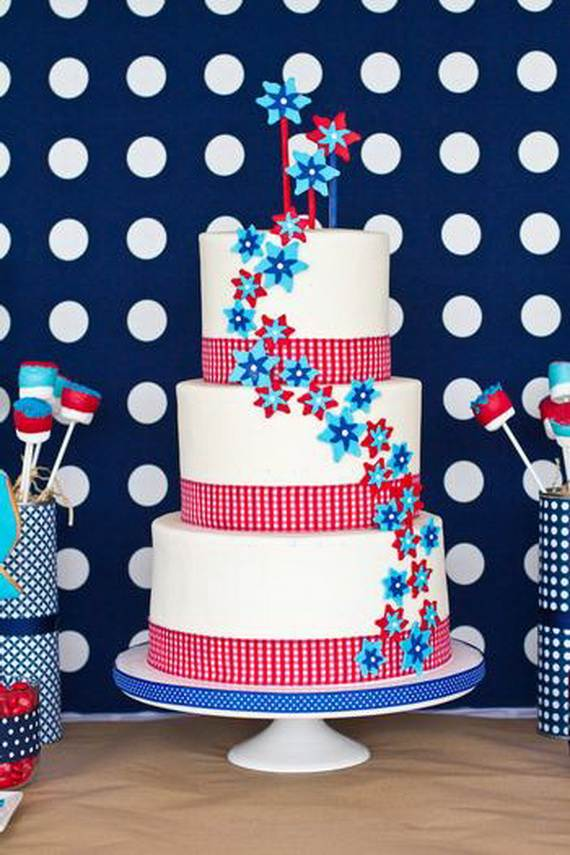 Wedding Fourth of July Inspired Ideas (35)