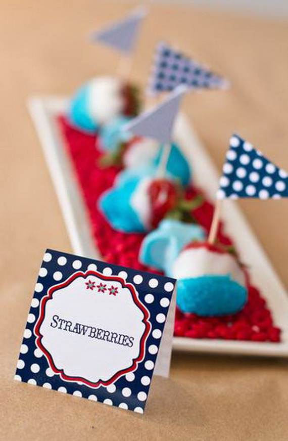 Wedding Fourth of July Inspired Ideas (36)