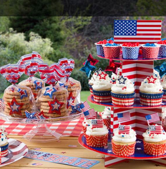 Wedding Fourth of July Inspired Ideas (5)