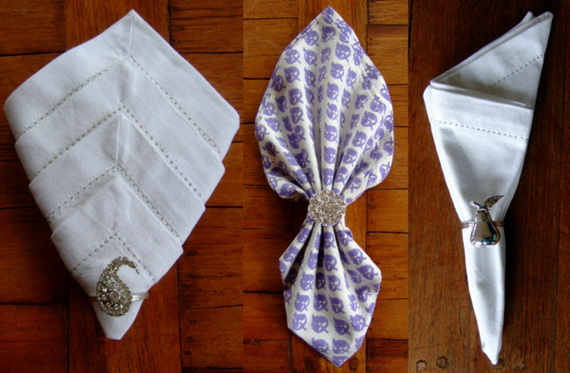 Creative Napkin Folds for Your Holiday Table (15)