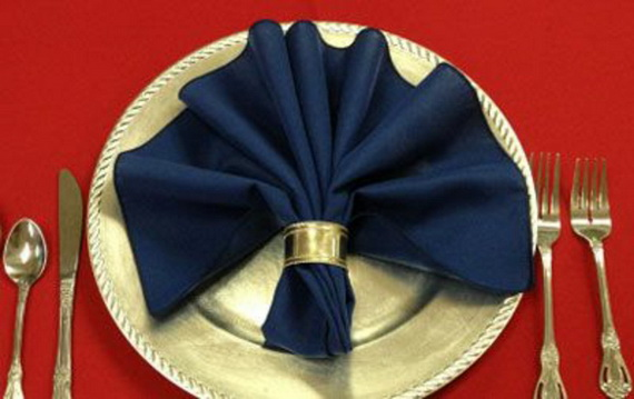 Creative Napkin Folds for Your Holiday Table (34)