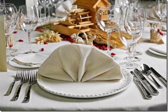 elegant baby napkins creative napkin folds for your holiday table family holidaynet