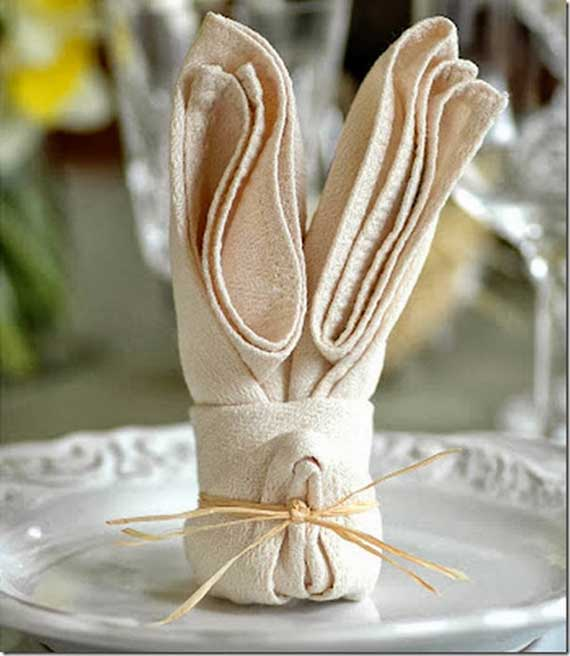 Creative Napkin Folds for Your Holiday Table (50)