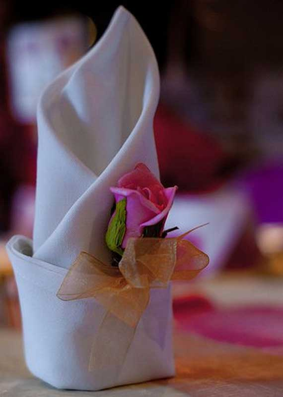 Creative Napkin Folds for Your Holiday Table (53)