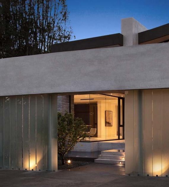 Elegant Contemporary Family Home in California- San Vicente House_02