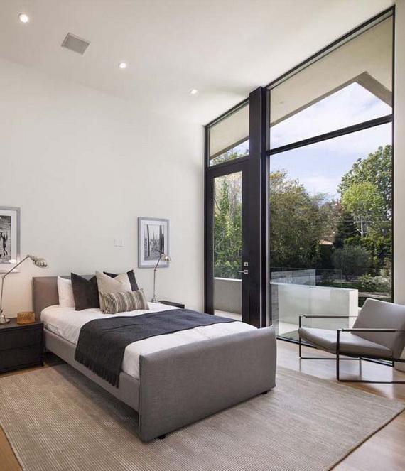 Elegant Contemporary Family Home in California- San Vicente House_03