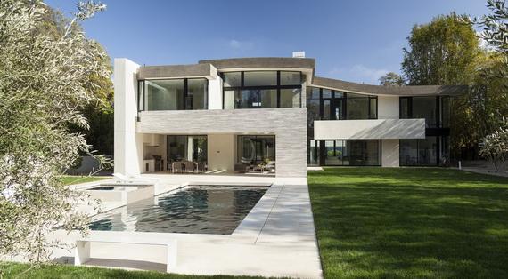 Elegant Contemporary Family Home in California- San Vicente House_05