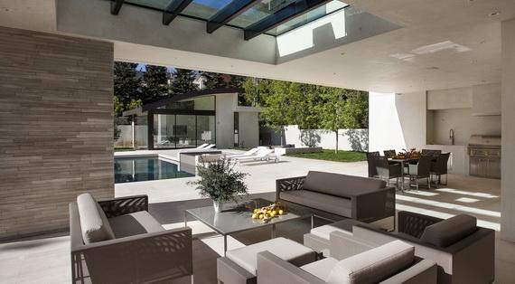 Elegant Contemporary Family Home in California- San Vicente House_06
