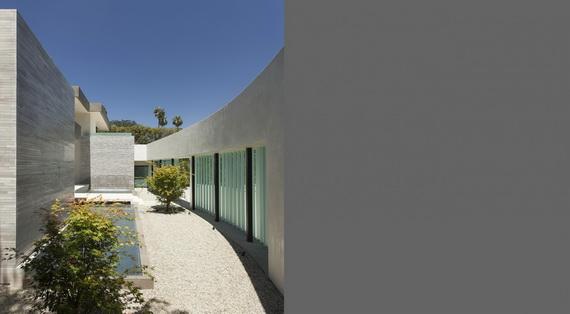 Elegant Contemporary Family Home in California- San Vicente House_07