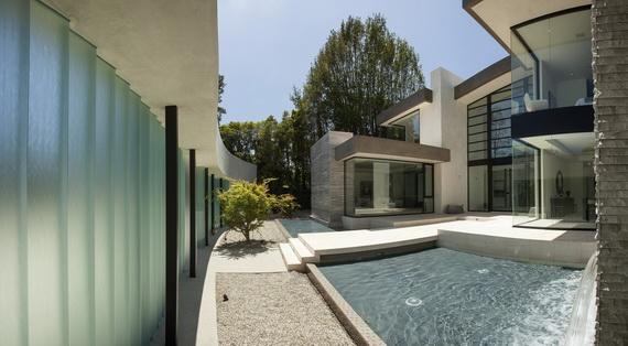 Elegant Contemporary Family Home in California- San Vicente House_09