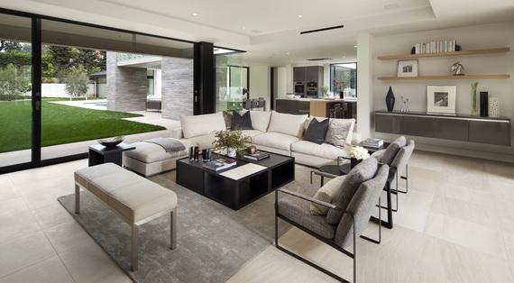 Elegant Contemporary Family Home in California- San Vicente House_15