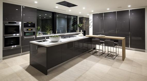 Elegant Contemporary Family Home in California- San Vicente House_16