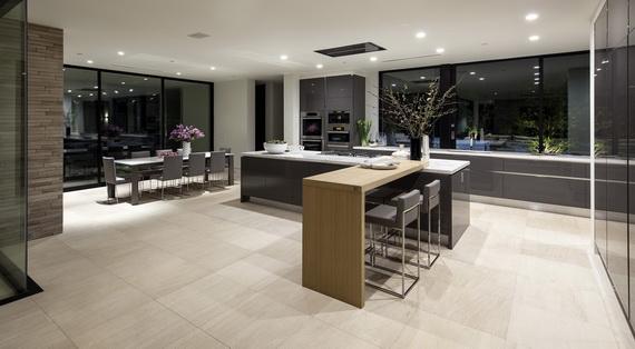 Elegant Contemporary Family Home in California- San Vicente House_17