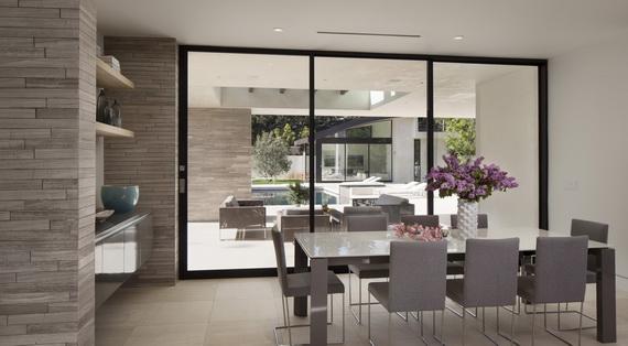 Elegant Contemporary Family Home in California- San Vicente House_19