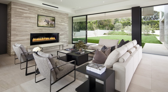 Elegant Contemporary Family Home in California- San Vicente House_20