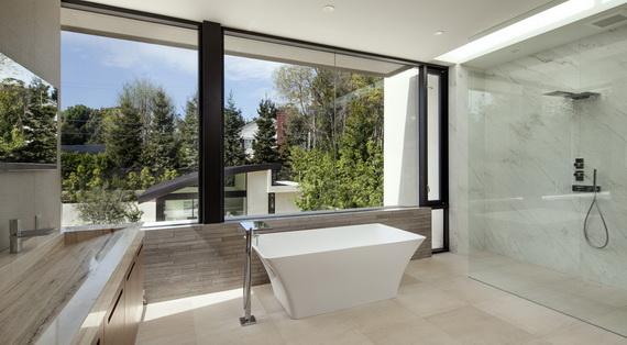 Elegant Contemporary Family Home in California- San Vicente House_22